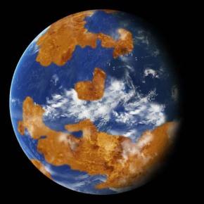 Ilmuwan: Venus Lebih Dulu Layak Huni DibandingBumi