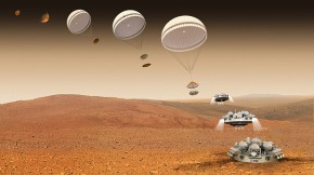 Wahana Mars Milik ESA Siap Mendarat di Mars MingguDepan