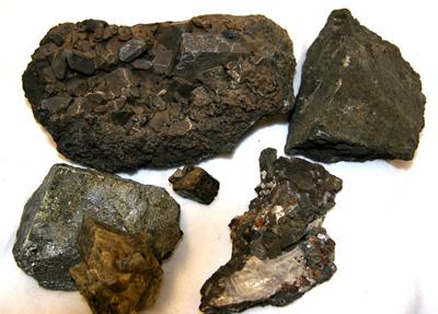 pyroxene